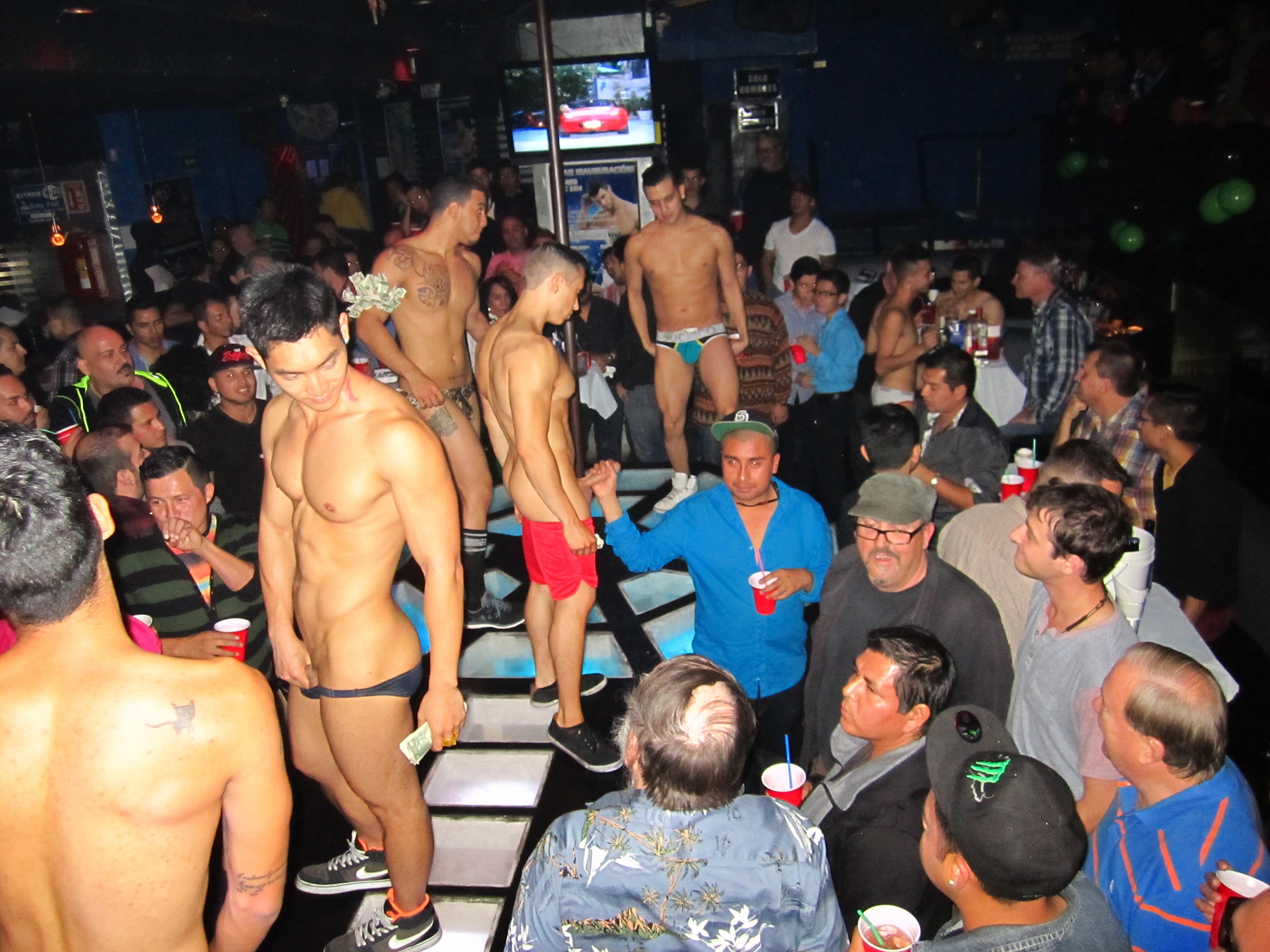 Club sex rosarito mexico